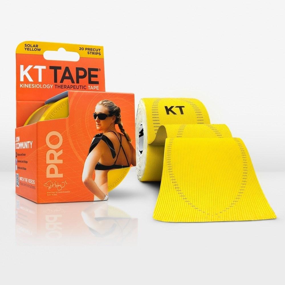 Bandagem Elástica Sintética - Kt Tape 20 Tiras