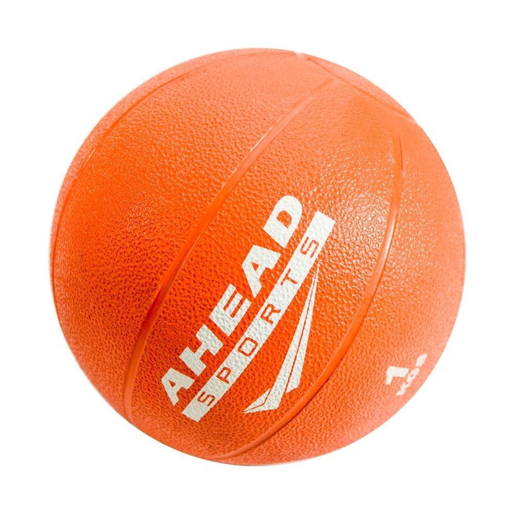 Bola Medicinal Medicine Ball 1kg Ahead Sports Laranja