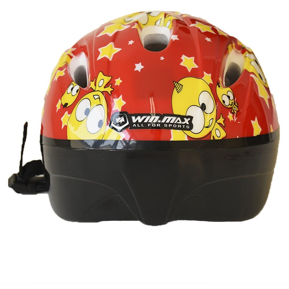 Capacete Infantil Winmax WME05848a Vermelho