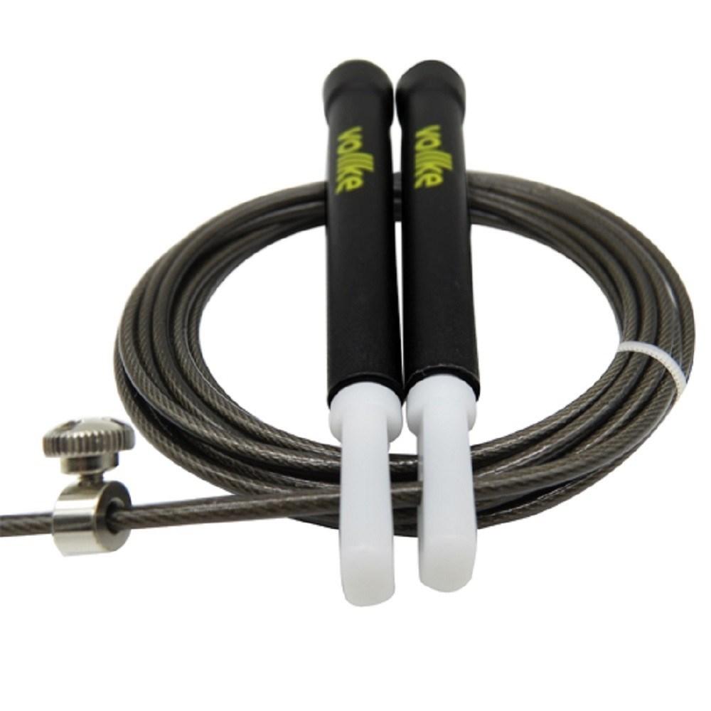 Corda de Pular em Aço Vollke Speed Rope