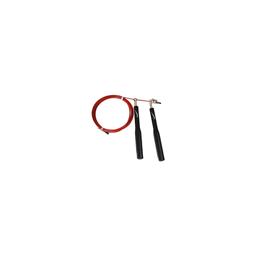 Corda Speed Rope Para Cros Funcional Ahead Sports Vermelha