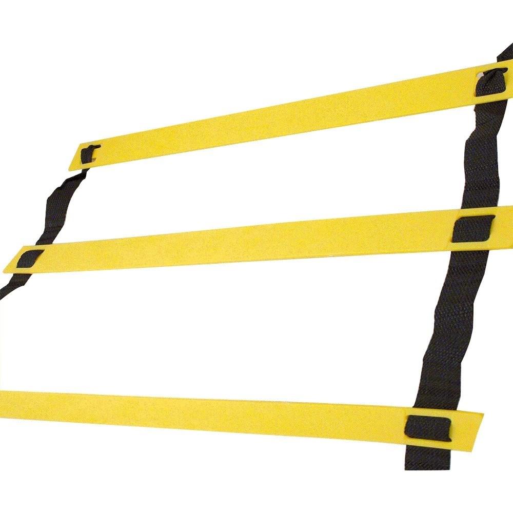 Escada de Agilidade Ahead Sports AS1340A Amarela