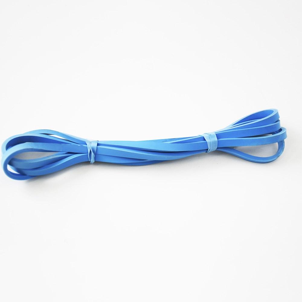 Faixa Elastica Superband com 6mm Azul Super Leve