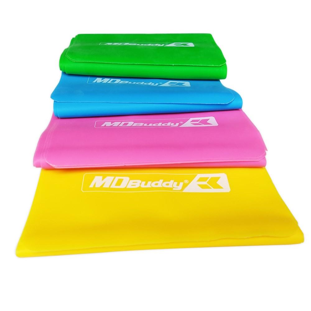 Kit Funcional MDBuddy Colorido 6 Itens