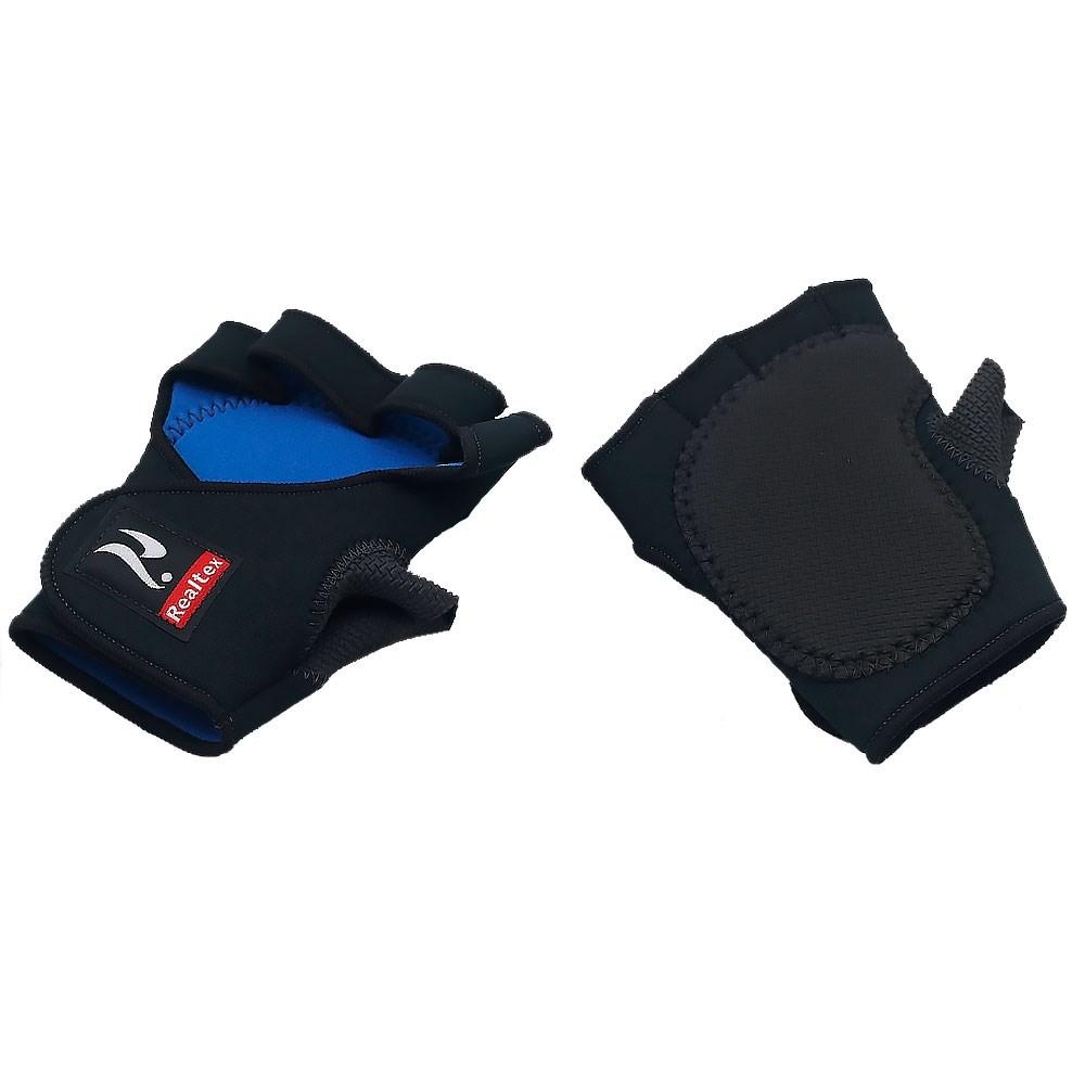 Protetor Neoprene de Palma c/ Polegar Realtex RX0706