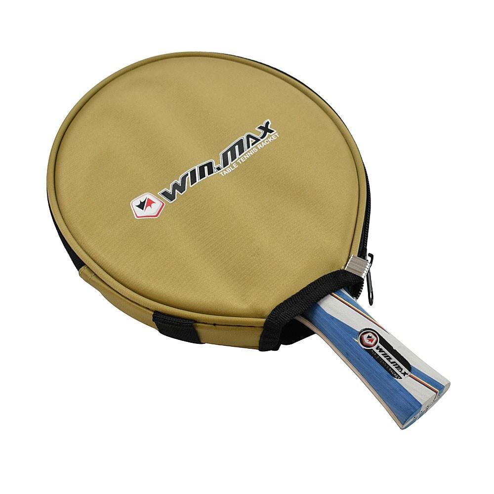 Raquete de Tênis de Mesa  Winmax  5 Estrelas  Com Case