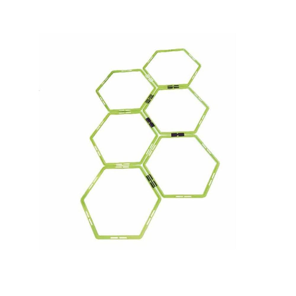 Sistema de Grade de Agilidade Funcional MDBuddy MD1375 Verde