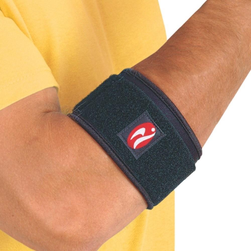 Tennis Elbow Realtex RX0855 Preto